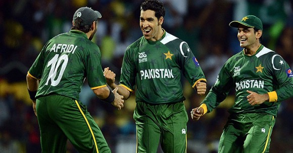 Pakistan T20 Team Squad 2014