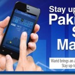 Warid Stock Exchange App for Smartphones
