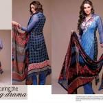 Al Hamra Textile 2014 Lawn 1
