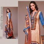 Al Hamra Textile 2014 Lawn 5