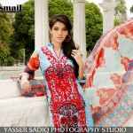 Amna Ismail Summer Lawn Collection 2014 for Women