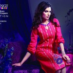 Satrangi Summer Collection 2014 by Bonanza Garments