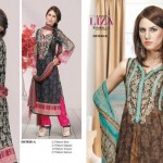 Rashid Textile 2014 Liza Lawn 12