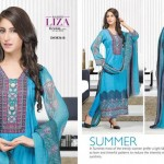 Lizza Krinkle Lawn Collection 2014 by Rashid Textile