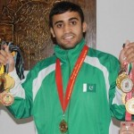 Saadi Abbas wins Gold Medal In US Open Karate