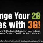 Ufone 3G Smartphone Offer Details
