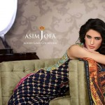 Asim Jofa Luxury Lawn Collection S/S 2014