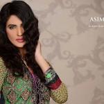 Asim Jofa 2014 Luxury Lawn 12