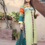 Bella Designer Lawn Collection S/S 2014 by Shariq Textiles