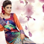 Hadiqa Kiani Designer Summer Dress 2014