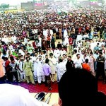 Imran Khan Rally in PP-136 Narowal