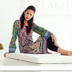 Lakhany Komal Lawn Summer Collection 2014