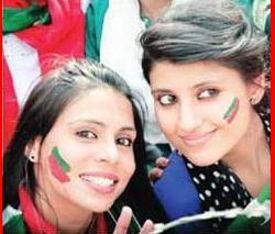 PTI Girls