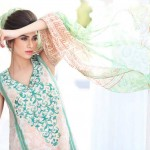 Pareesa Summer Lawn Collection 2014 by Sahar Atif