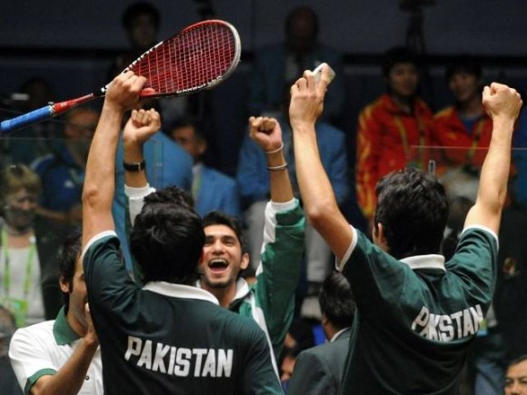 Squash Tournament Pakistan 2014