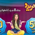 Telenor Free Minutes Calls and Free SMS Offer,