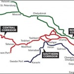 China Pakistan Road and Rail Link Route