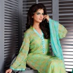 Image Fabrics Launched Summer Collection 2014 For EID