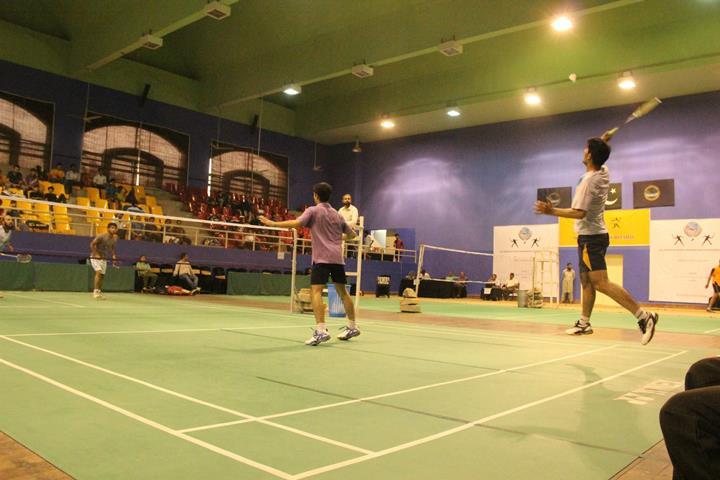 Pakistan Badminton Championship 2014