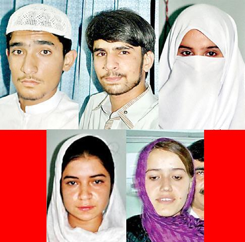 Peshawar Board Matric top 20 Position Holders Pictures