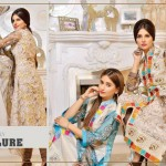 Salam's Textile Launched Summer Lawn For This EID