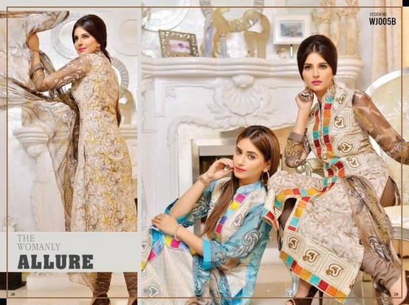 Salam's Textile 2014 EID Lawn 3