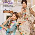 Salam's Textile 2014 Summer Lawn 1