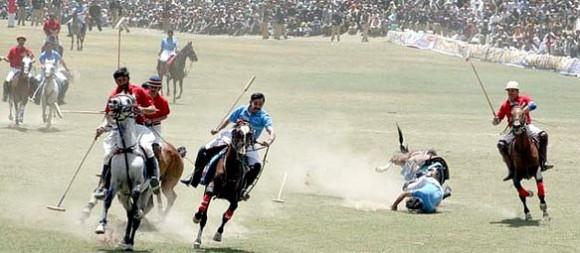 Shandur Polo Festival 2014