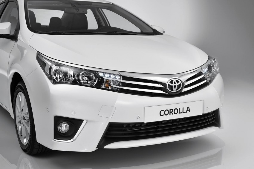 Toyota Corolla Altis Officially Launched In Pakistan