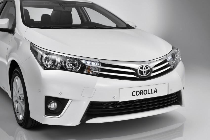 Toyota Corolla Altis Pakistan 16