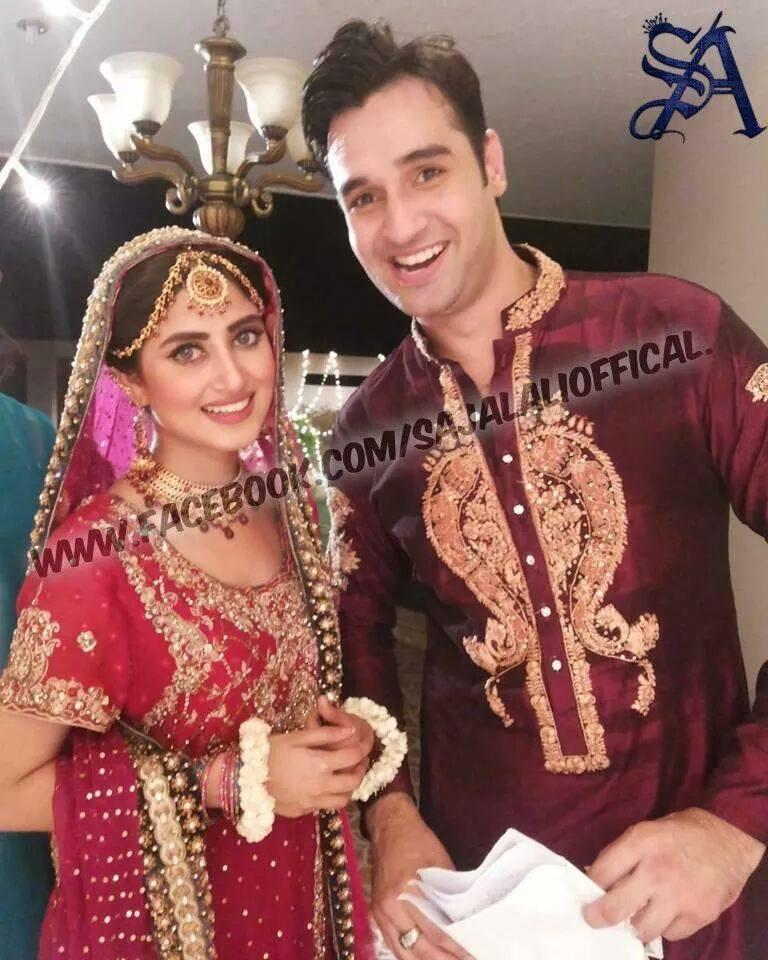 Sajal Ali To Engage Co Star Feroz Khan