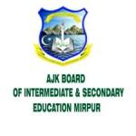 AJK Board Mirpur Logo