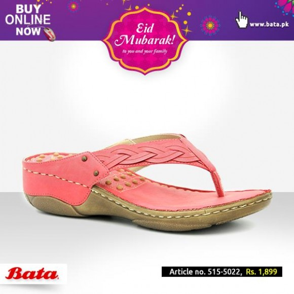 Bata Shoes 2014 EID Collection 2