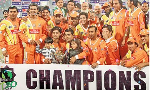 Champions League 2014 Lahore Loins