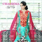 Charizma Eid Lawn Collection 2014 by Riaz Arts