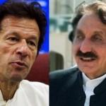 Iftikhar Chaudhry Versus Imran Khan