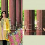 Lala Textile 2014 EID Dress 2