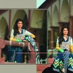 Lala Textile 2014 EID Dress 3