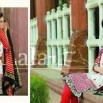Lala Textile 2014 EID Dress 5
