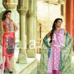 Lala Textile 2014 EID Dress 9