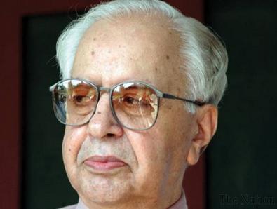 Majeed Nizami of Nawaiwaqt/Nation