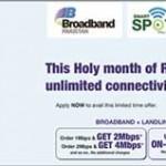 PTCL Ramadan Promo Offer For SmartSpot
