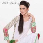 Sobia Nazir 2014 EID Dress 1