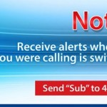 Warid Notify Me Busy Number Service