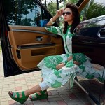 Azadi Dress 2014 Syra Rezvan 2