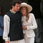 Imran Khan with Ex Wife Jamaima