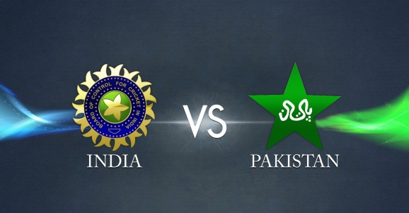 India Pakistan 2015 Cricket Series