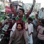 PMLN Faisalabad Rally 3