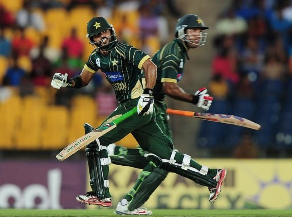 Watch live 2nd ODI match between Pakistan and Sri Lanka 26th August 2014