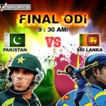 watch live streaming of Pakistan Sri Lanka ODI Match.